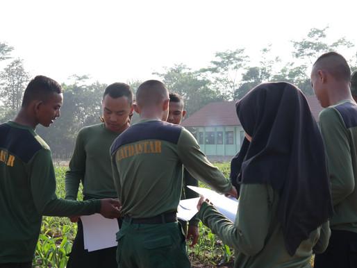 Pemanfaatan Sistem Penerangan Lahan Pertanian Untuk Pengendalian Hama