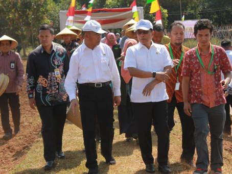 Kunjungan Kepala Staf Kepresidenan Republik Indonesia dan Menteri Pendidikan dan Kebudayaan