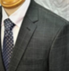 パターンオーダースーツ