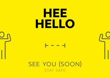 ecard hee hello