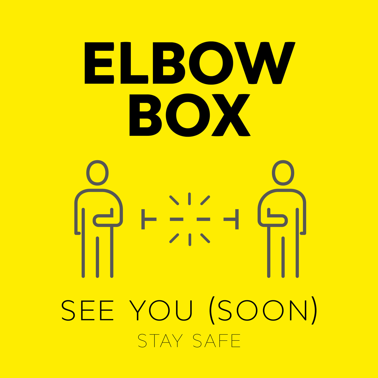 ecard elbow box