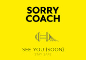 ecard sorry coach