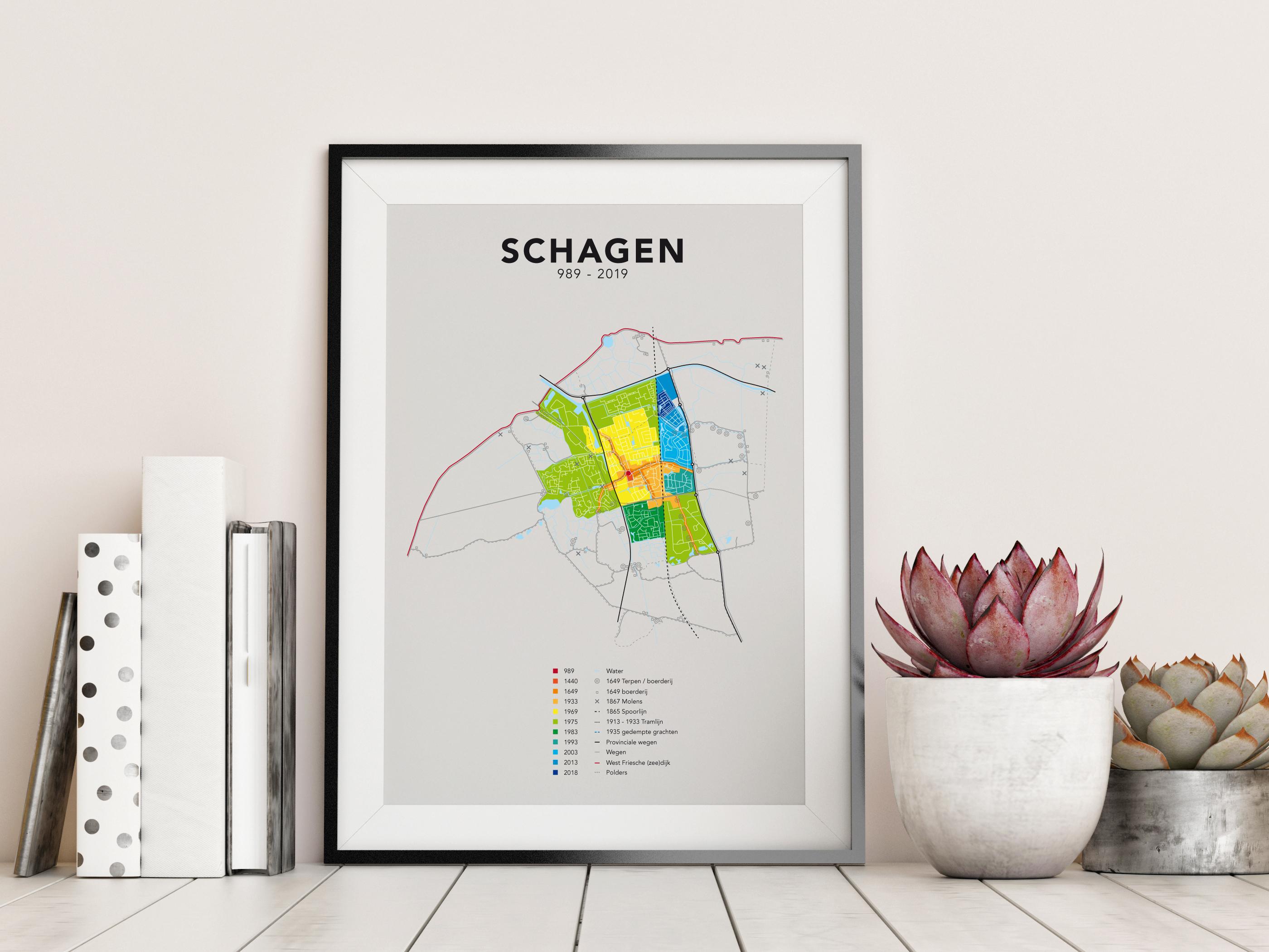 Infographic Schagen
