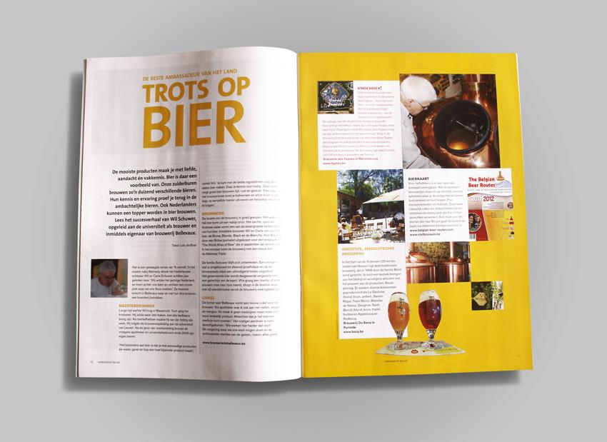 Tijdschrift Verrassend België