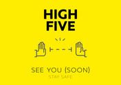 ecard high five