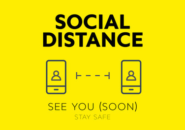ecard social distance