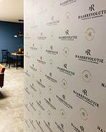 Haarrevolutie muursticker logos.jpg