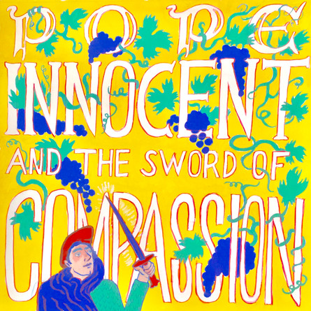 Black Nash - Pope Innocent and the Sword of Compassion