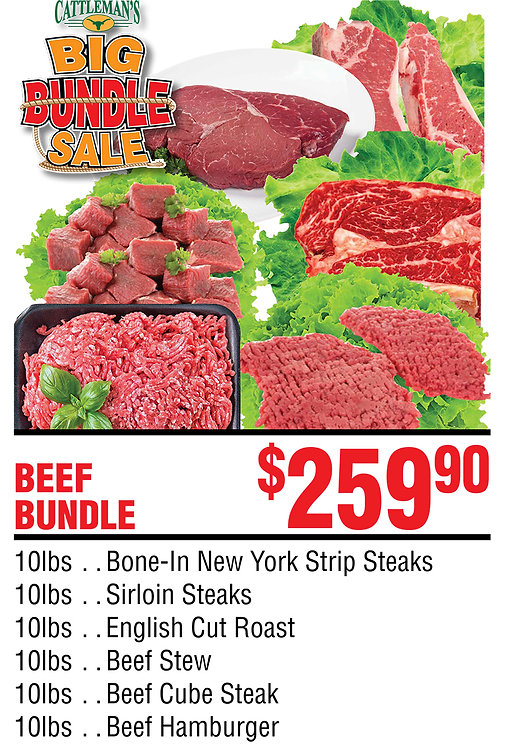 Beef Bundle