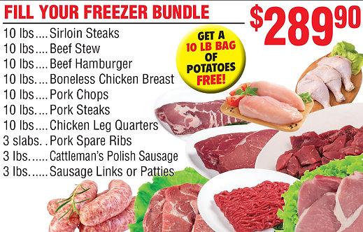 Fill Your Freezer Bundle