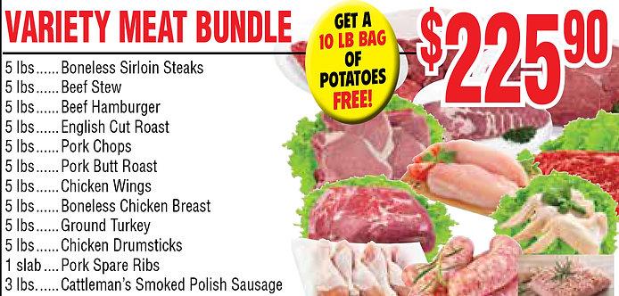 Variety Meat Bundle