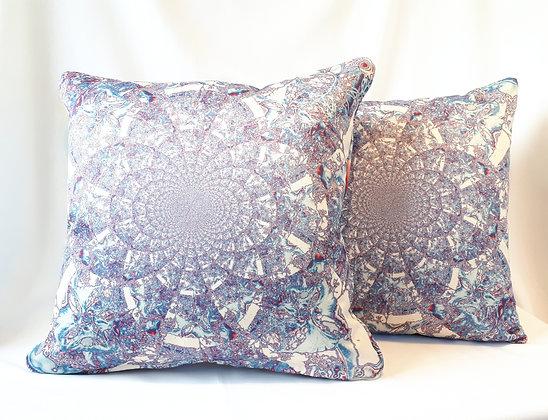 Roxana Heavy Satin Cushion Cover - Trade Price