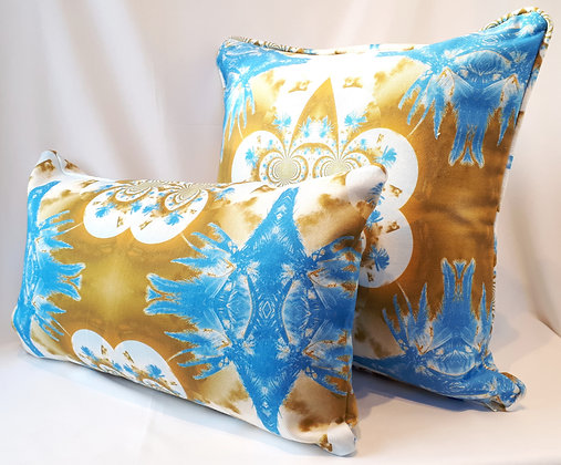 Ora Heavy Satin Cushion Cover - Trade Price
