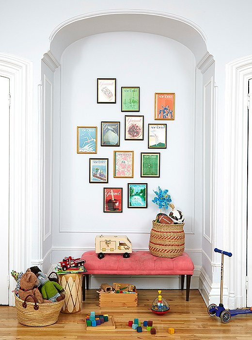 Framed Magazine Cover Wall Art