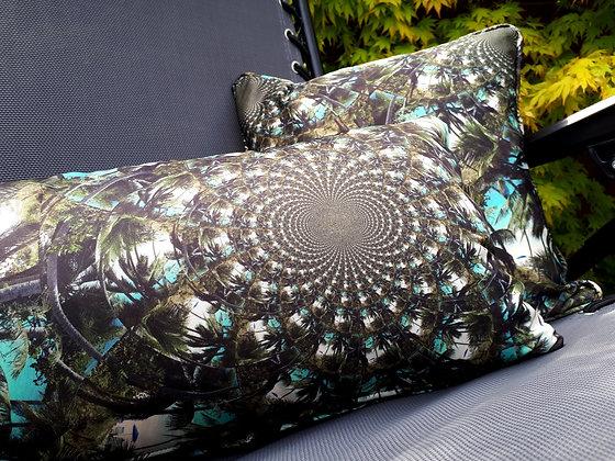 Tamar Heavy Satin Cushion Cover - Trade Price