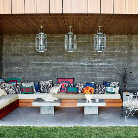 9 Outdoor Soft Furnishing Ideas
