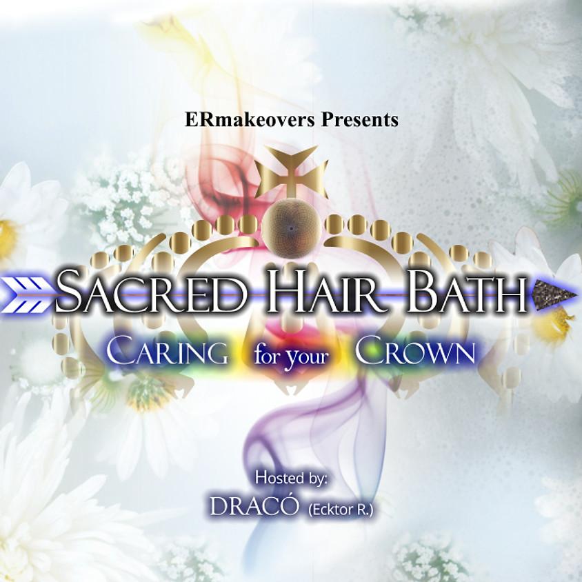 Sacred Hair Bath