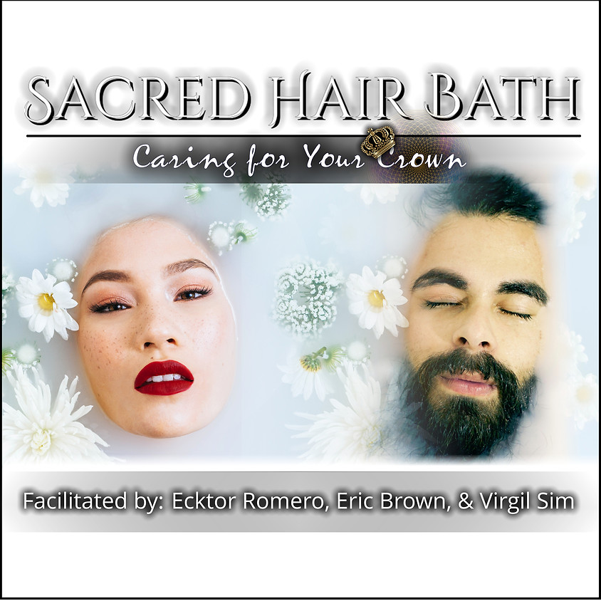 Sacred Hair Bath | Caring for Your Crown