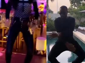 Gims se moque de la danse de Nabilla
