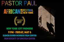 NYC Premiere!