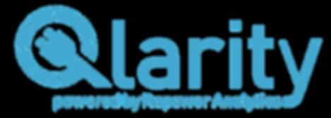 qlarity logo repower group electric vehicle finaning engine saas