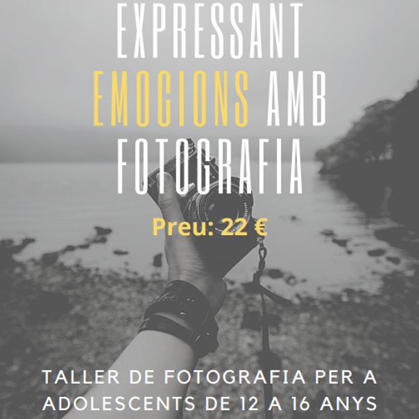 Expressant emocions amb fotografia