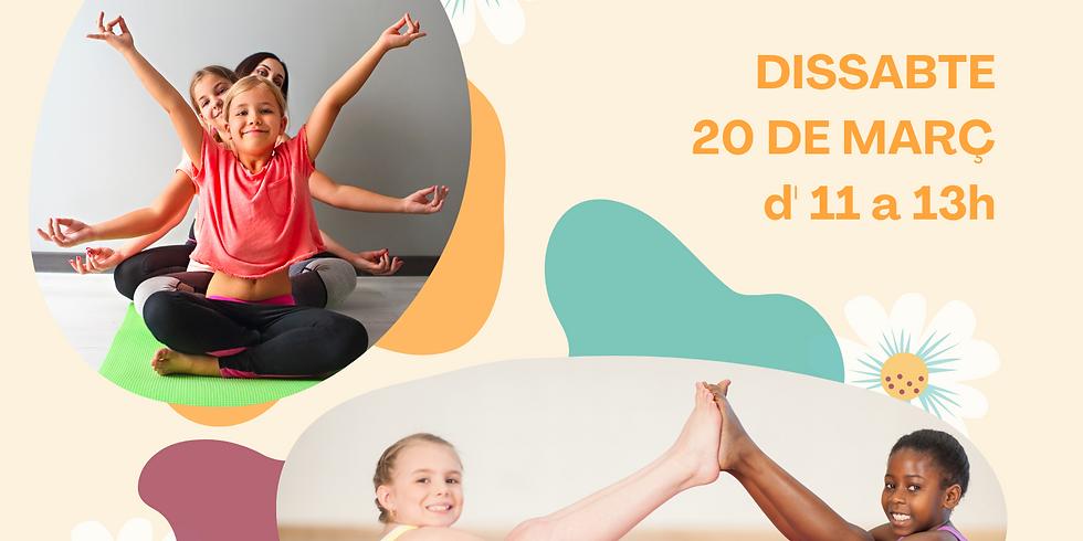 NAMASTÉ PRIMAVERA! Taller de ioga per a nens de 6 a 11 anys