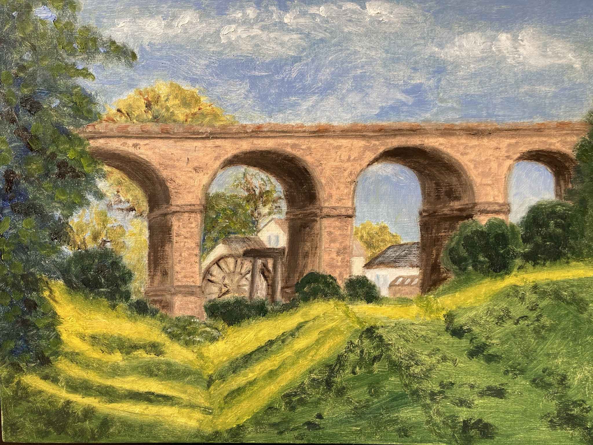 20. Daniel's Mill Viaduct