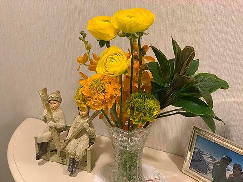 山岡セレクトの花活セット(5000円)