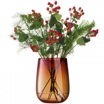 LSA(エルエスエー) フラワーベース(花器) Forest Vase Berry 商品番号 LFS07 G1057-23-173