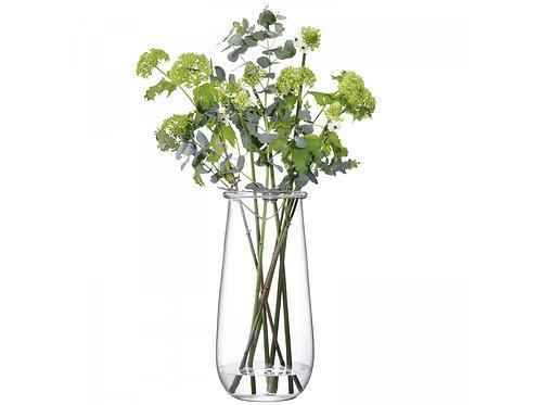 LSA(エルエスエー) フラワーベース(花器) Collar Vase Clear 商品番号 LCW03 G1474-40-301