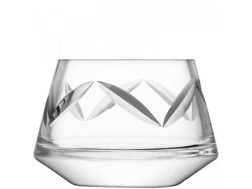LSA(エルエスエー) フラワーベース Frieze Tealight Holder Clear / Cut 商品番号 LFF05 G1484-06-178