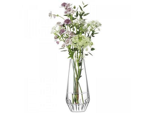 LSA(エルエスエー) フラワーベース(花器) Frieze Vase Clear / Cut 商品番号 LFF01 G1480-20-338