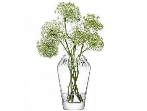 LSA(エルエスエー) フラワーベース(花器) Frieze Vase Clear / Cut 商品番号 LFF03 G1482-25-179