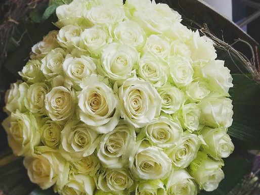 6月は花嫁の季節です。