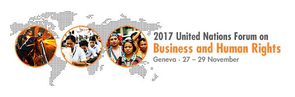 2017 UN Forum on B&HR