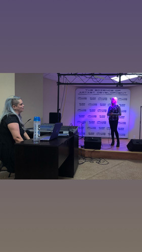 PCG Universal Staging Session with Jennifer McGill