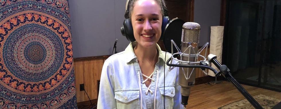 Studio Recording/Lexi