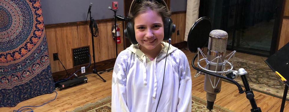 PCG Studio Recording Workshop/Cassandra