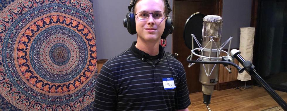 PCG Studio Recording Workshop/Alex