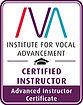 IVA Advanced Certification, Vocal Edge Voice Studio, Round Rock, Austin, Hutto