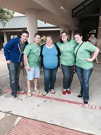 Church groups volunteer at Love Serve Feed