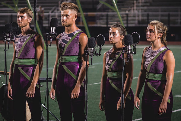 Boston Crusaders Sngers