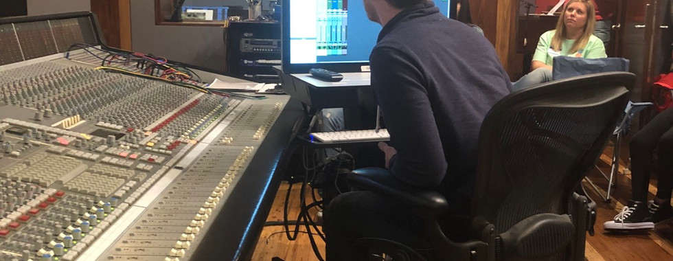 Studio Recording Workshop @ Orb Recordin