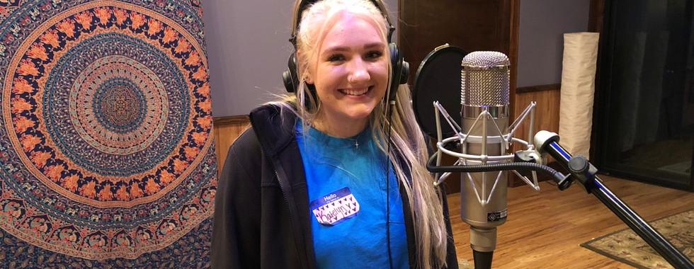Studio Recording Workshop/Katelyn