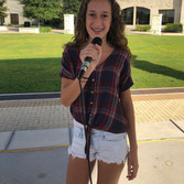 Lexi performs at Market Days