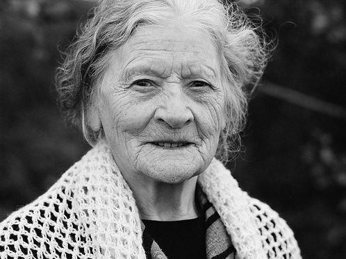 Elín Vigfúsdóttir á Laxamýri