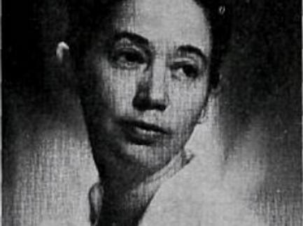 Unnur Eiríksdóttir