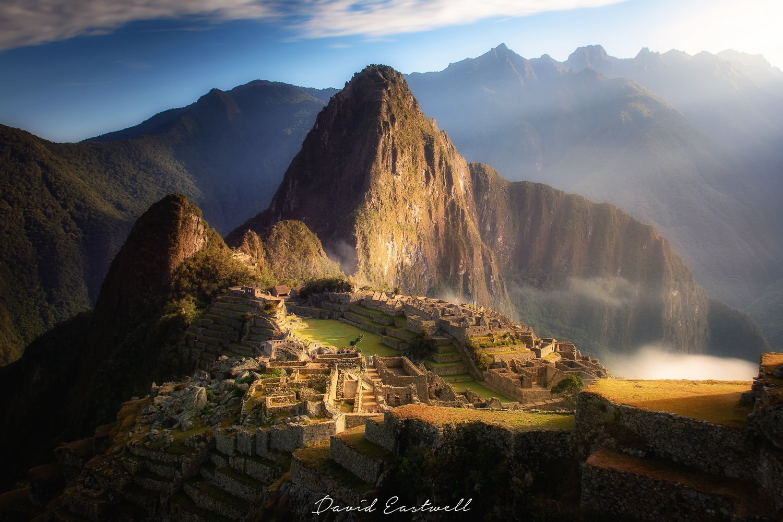 Machu Pichu Sunrise