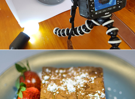 Course Assignment 1 - Food photography and how to guide.